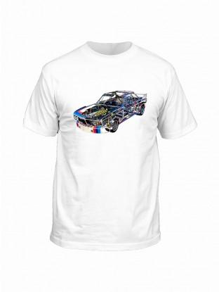 T-shirt La Batmobile 3.0L CSL