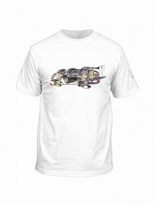 T-Shirt Porsche 935 Moby dick