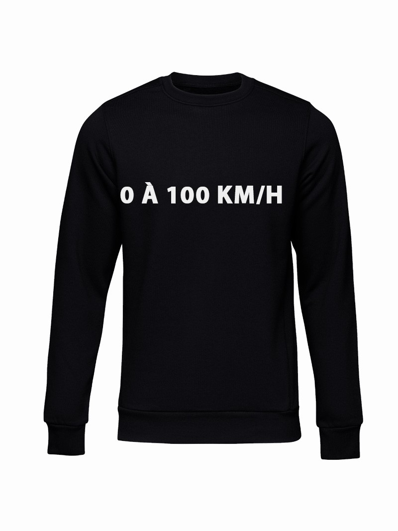 Sweat  0 à 100 km/h