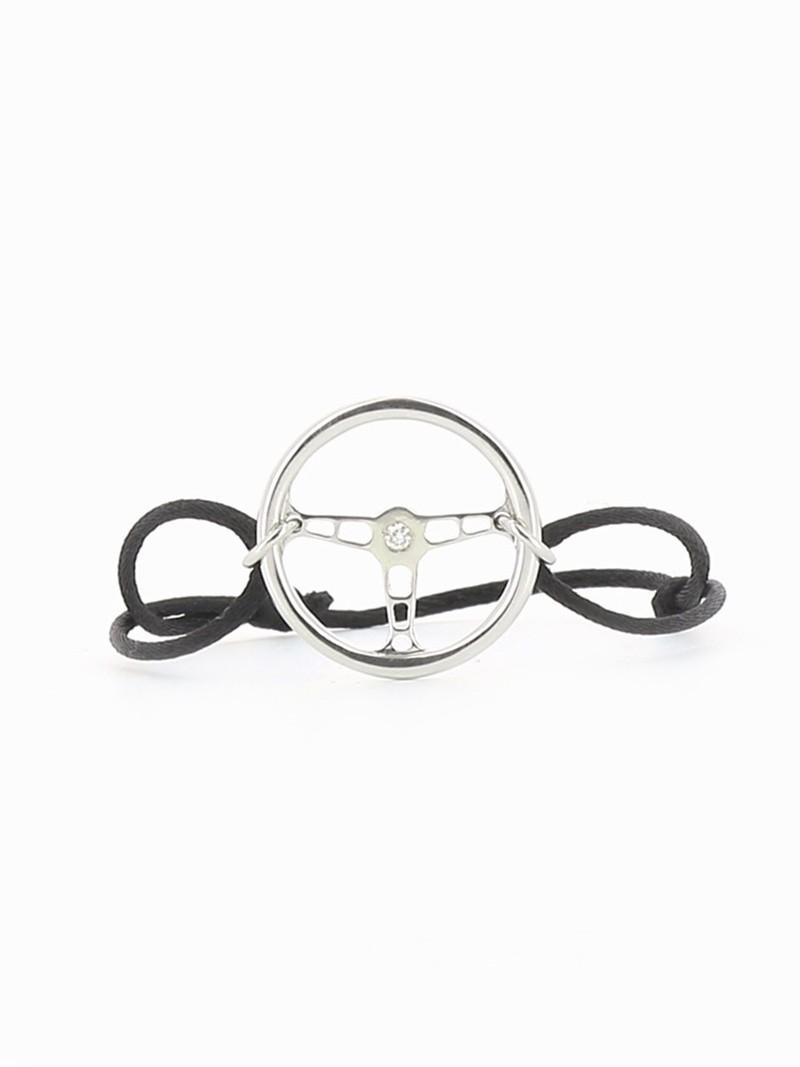 Bracelet Volant Diamant