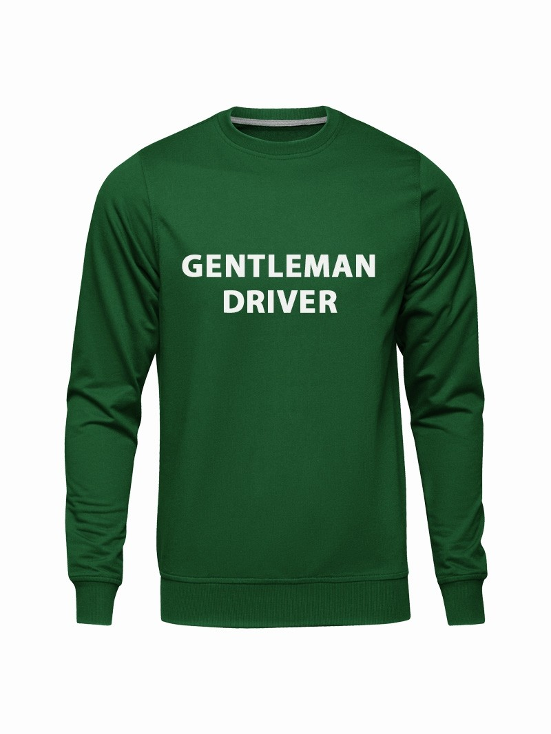 Sweat Gentleman Driver