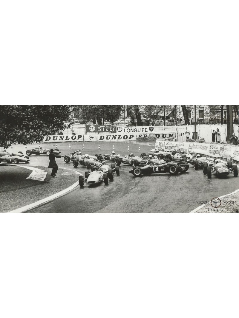 Plexiglas HD Grand Prix de Pau 1967