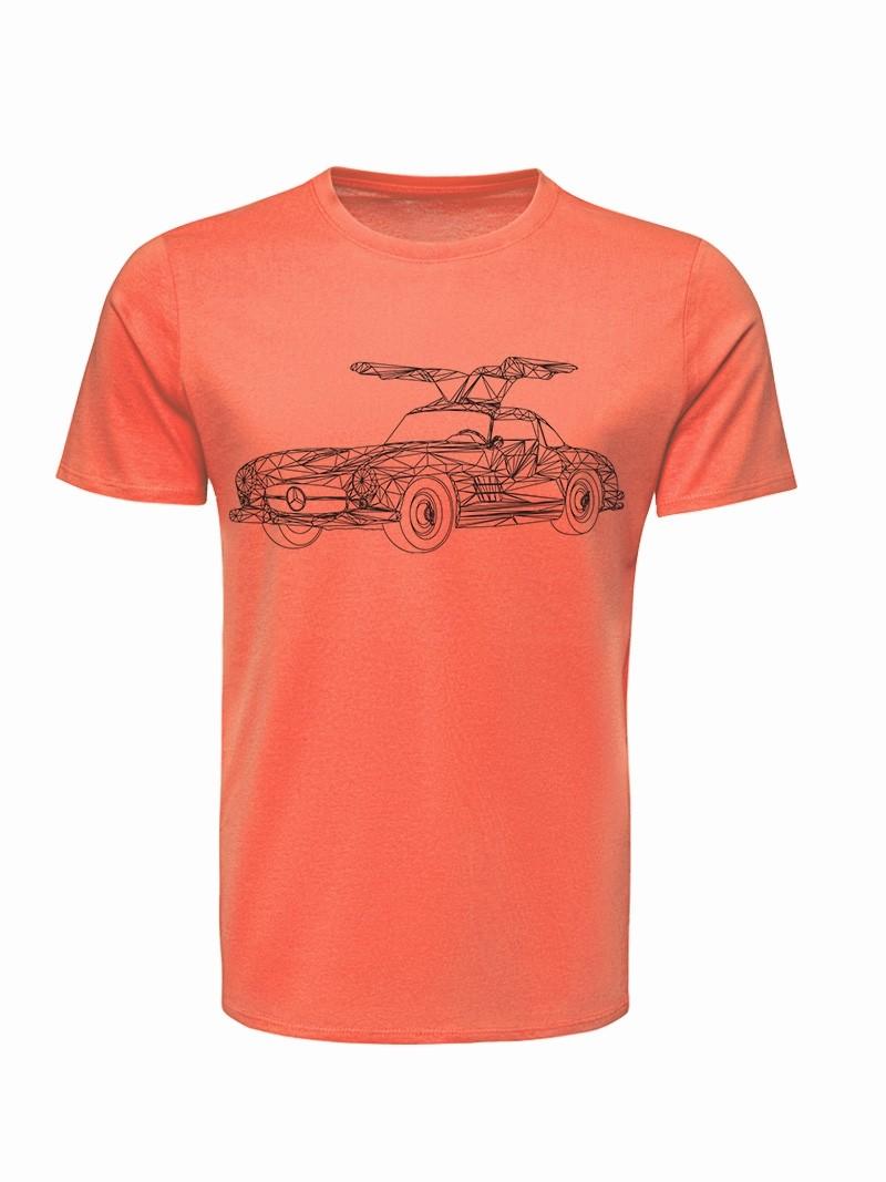 T Shirt Portes Papillon