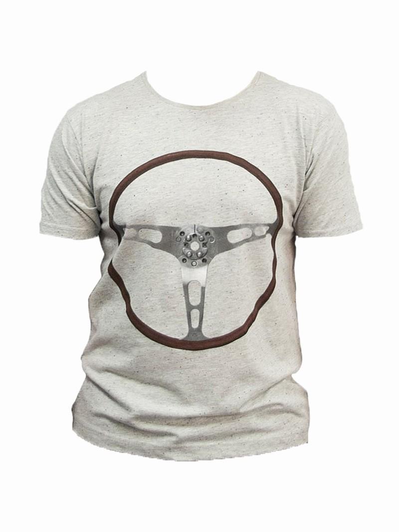 T-shirt Volant Vroomer