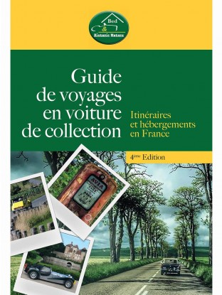 Guide de voyages en voiture de collection