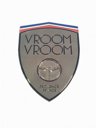Badge de Calandres Vroom Vroom