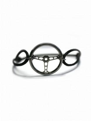 Bracelet Volant  Argent - BLACK SERIES