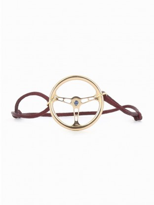 Bracelet Volant Saphir