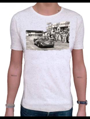 T-Shirt Targa Florio Vanille