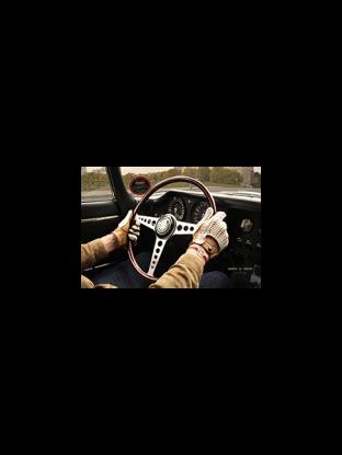 WALLPAPER : Inside the E-Type Jaguar