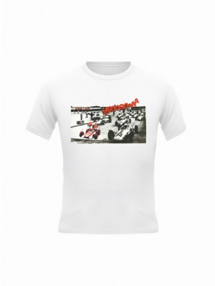 T-shirt Antoine Le Pilote x Kamui Le Kamikaze Vroomies