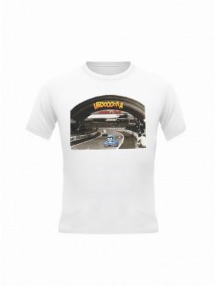 T-shirt Antoine Le Pilote x Raphaël sous la passerelle Vroomies