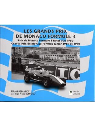 Les Grands Prix de Monaco de Formule 3 (1950-1960)