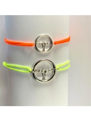 Bracelet LE MINI - Volant Argent - 18 mm