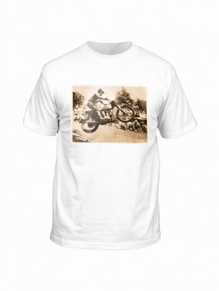 T-Shirt FLYING Motocross