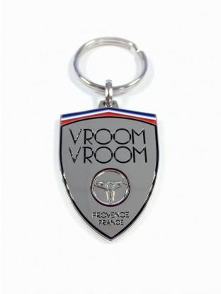 Porte-clés Blason Vroom Vroom