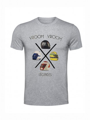 T-shirt Casques Modernes