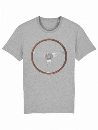T-shirt Volant Vroom Vroom ICE GREY
