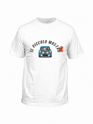 Tee-shirt Abarth A112 Piccolo Mostro
