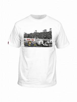 T-shirt Antoine Le Pilote x USA in Le Mans