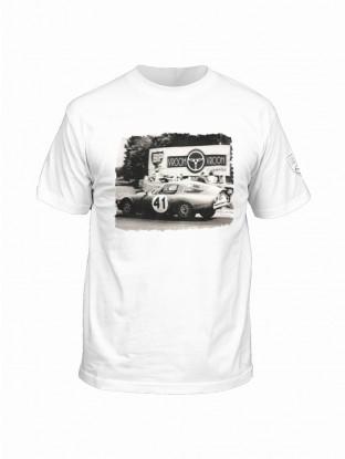 T-shirt Alfa TZ au 24h du Mans 1964