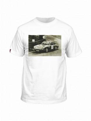 T-Shirt Porsche Rallye des Tulipes