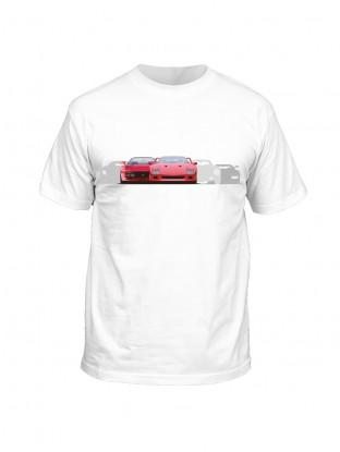 T-Shirt Génération Supercars
