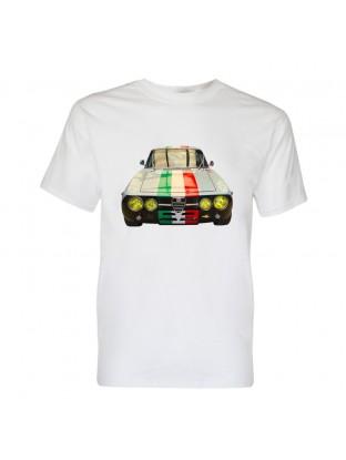 T shirt : Jean Pierre Gagick « ALFA GTAM 1750 »