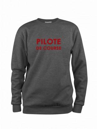 Sweat PILOTE DE COURSE