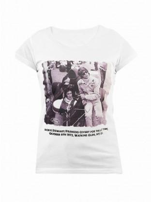 T-shirt Watkins Glen 1973 Vroomette