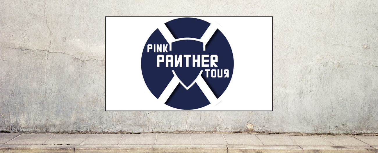 The Pink Panther Tour 2016